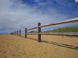 fence, Brewster, MA